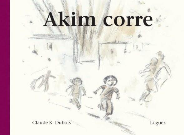 'Akim corre'