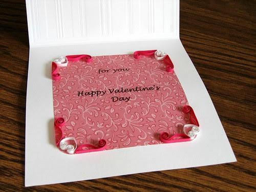 Quilled Valentine Tutorial