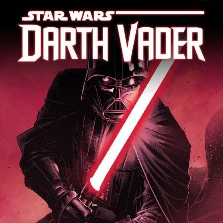 Star Wars Comic Books Darth Vader