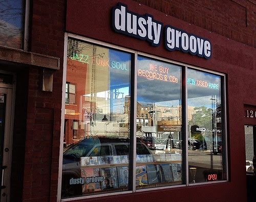 Record Store Visit: Dusty Groove - Chicago, IL - 09/16/13 by Tim PopKid