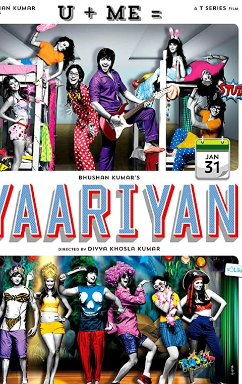 Yaariyan (2014) 480p 720p 1080p BluRay Hindi Full Movie