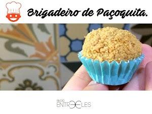 VLOG | Receita - Brigadeiro de Paçoquita.