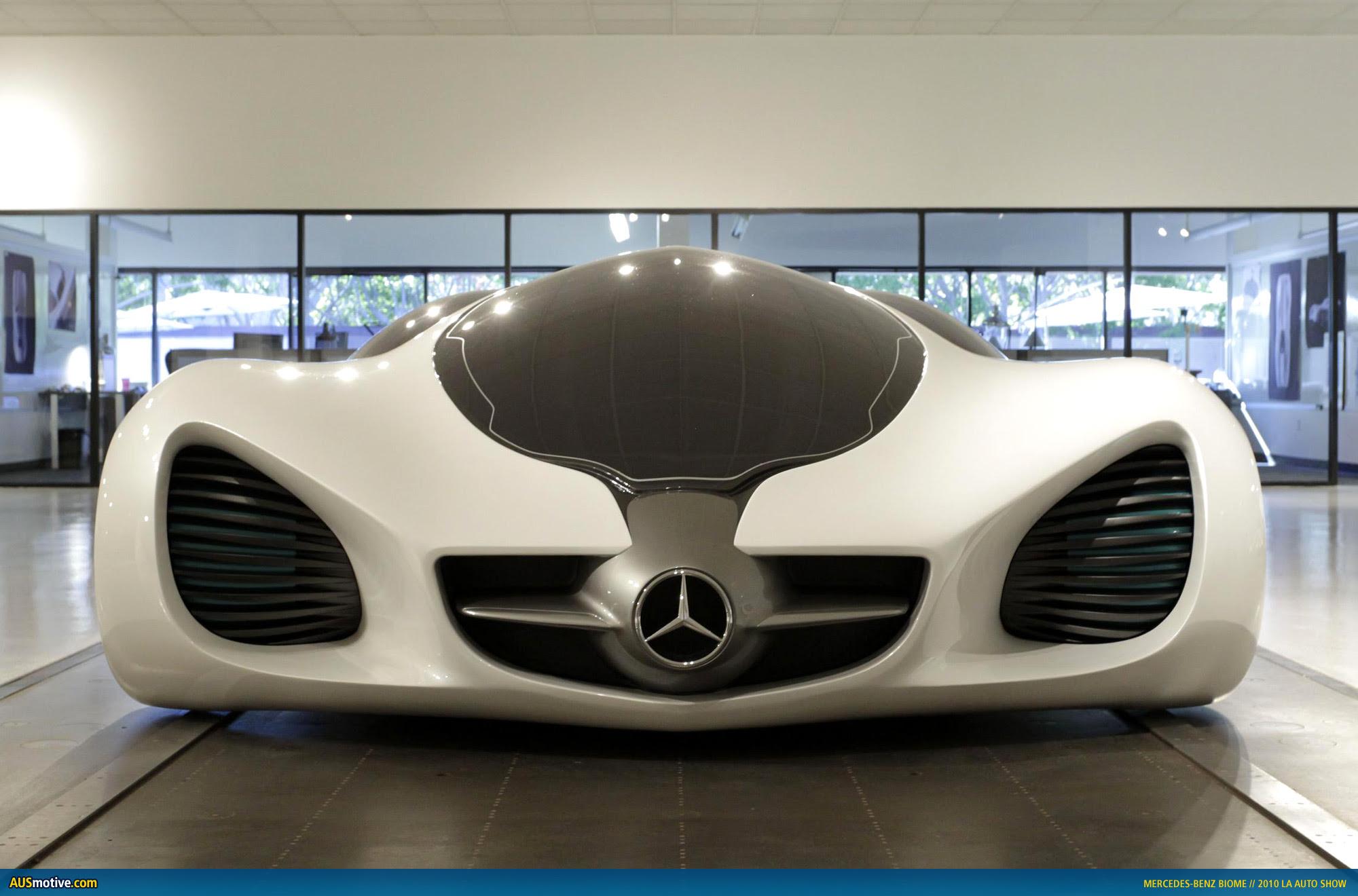 AUSmotive.com » LA 2010: Mercedes-Benz BIOME