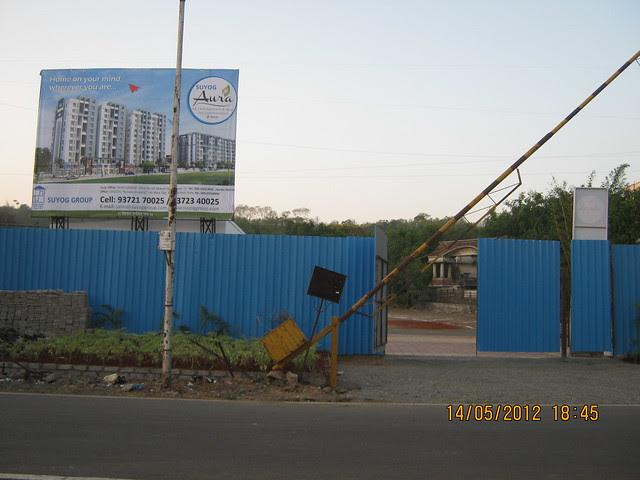 Entrance of Suyog Aura Warje - Visit Suyog Aura Warje Pune 411052