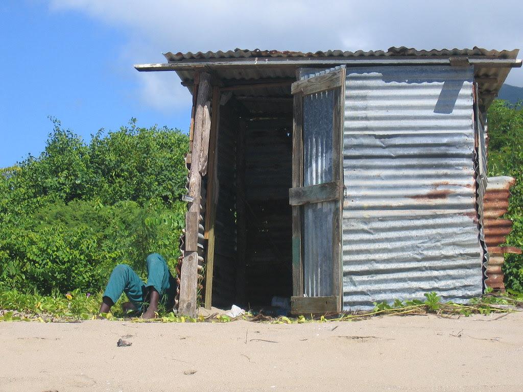 Pinney Beach, Nevis