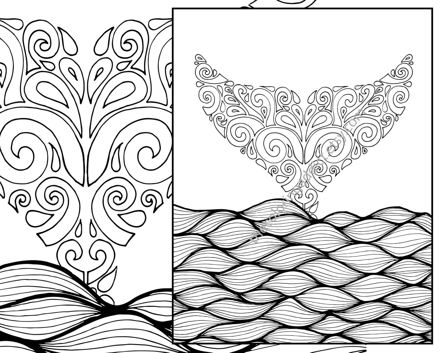 Beach Coloring Pages For Adults Printable at GetColorings ...