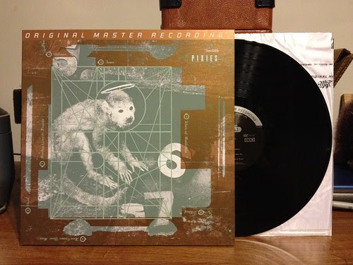 Pixies - Doolittle LP - Mobile Fidelity Sound Lab Version - Thanks to @AlanRappa by factportugal