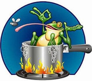 f3282f10d92c EndrTimes  The Boiling Frog Syndrome