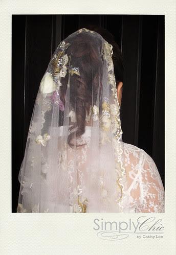 Marianne ~ Wedding Day