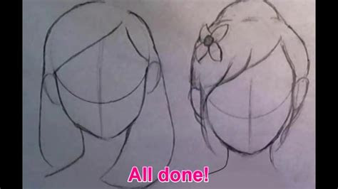 quick tips   draw cute hairstyles  beginners