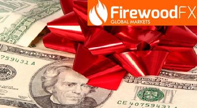 Bonus Deposit 20% Support Margin Dari Broker FirewoodFX