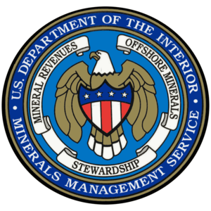 Minerals Management Service seal