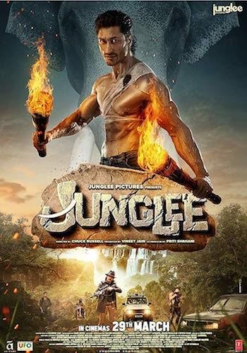 Junglee 2019 Hindi 720p WEB-DL 800mb