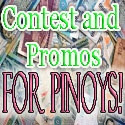 Contest and promos for Pinoys