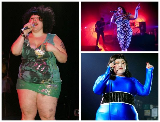Beth Ditto has always pushed fashion frontiers on stage