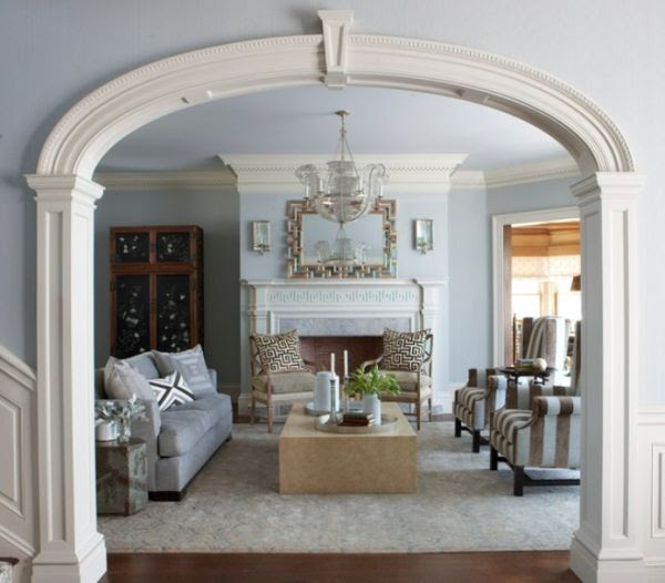 How To Decorate An Archway In Your Home Dream House