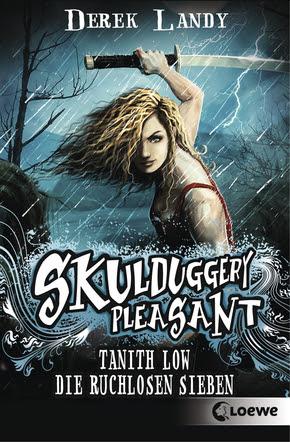 Tanith Low – Die ruchlosen Sieben