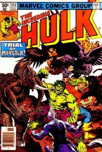 Woodgod in Hulk 253