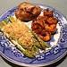 Cajun Shrimp Plated