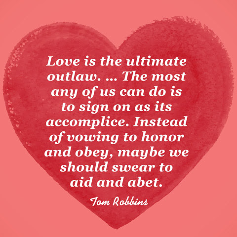 Tom Robbins Book Quotes