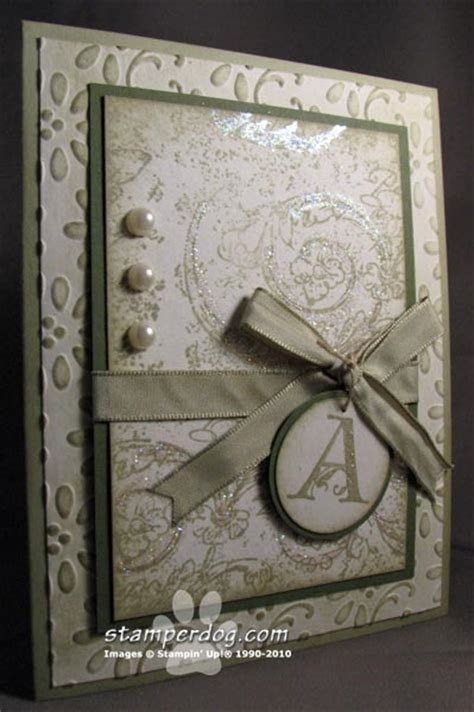 Very Vintage Friends   Stampin' Up! Demonstrator Ann M