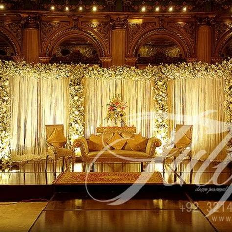 25  best Wedding Stage Decorations trending ideas on