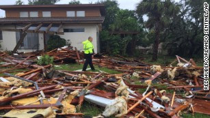Why tornadoes are among a hurricane's potent threats