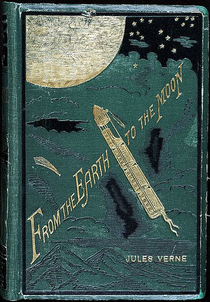 File:From the Earth to the Moon Jules Verne.jpg