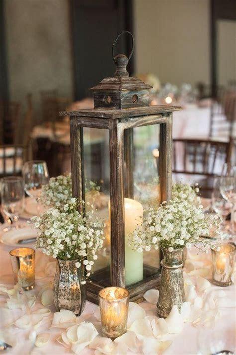 Lantern Wedding Centrepiece   Wedding Flair