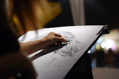 Artista in lungotevere 9