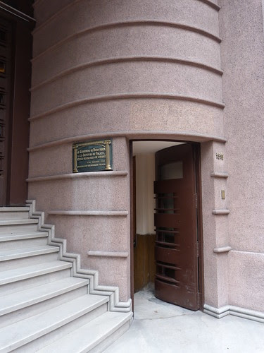 Police Building, Montevideo