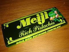 Meiji Rich Pistachio