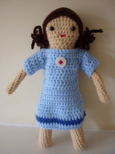 Dressed doll