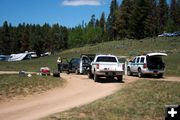 Forest Service Rangers. Photo by Dawn Ballou, Pinedale Online.
