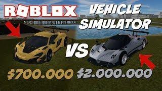 En Hizli Arabalari Yaristiriyoruz Roblox Vehicle Simulator 3 L - 500 robuxa arabayi aliriz roblox snow shoveling simulator 2