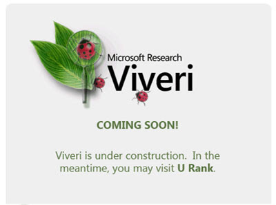 Viveri Microsoft Search