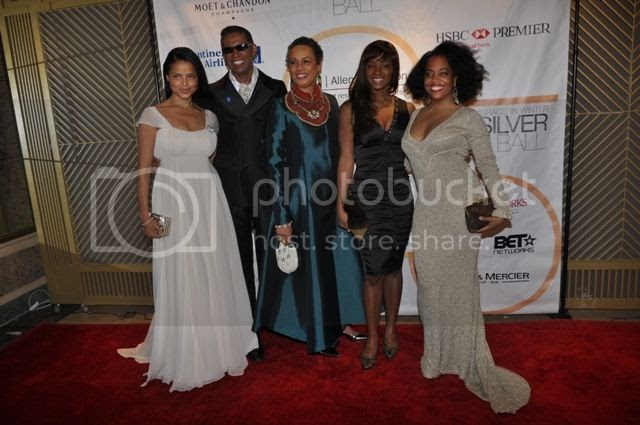 Blackgivesback Grace In Winter Silver Ball Celebrates