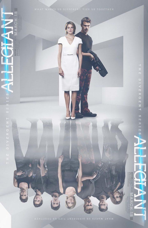 Póster final de la película 'Divergente: Leal'