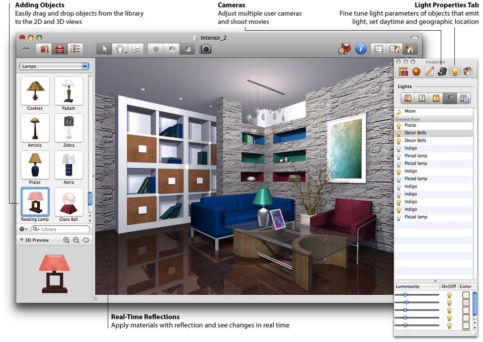 interior design software | House Decorating Ideas