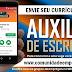 AUXILIAR DE ESCRITÓRIO COM SALÁRIO R$ 1045,00 PARA EMPRESA DE SERVIÇOS