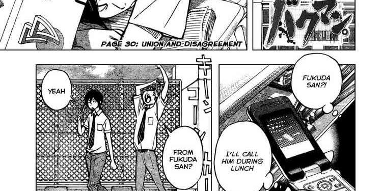 Bakuman Union Manga