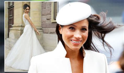 Meghan Markle wedding dress cost less than Kate Middleton