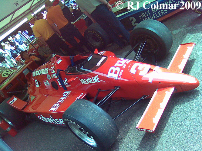 March Cosworth 86C, Goodwood FoS