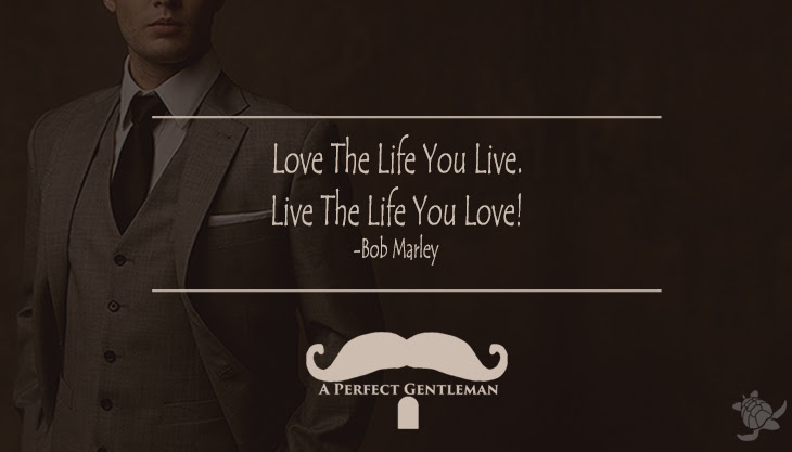 Bob Marley Love The Life You Live Quote Waterfront Properties Blog