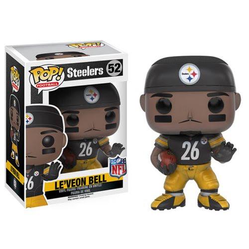 NFL Le'Veon Bell Wave 3 Pop! Vinyl Figure Funko Sports: Football Pop! Vinyl Figures at