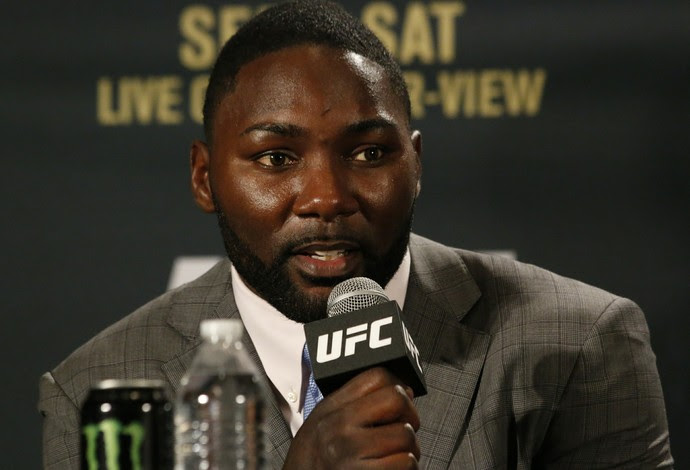 Anthony Johnson, UFC 191 (Foto: Evelyn Rodrigues)