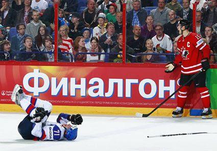 Canada vs Slovakia, Canada vs Slovakia