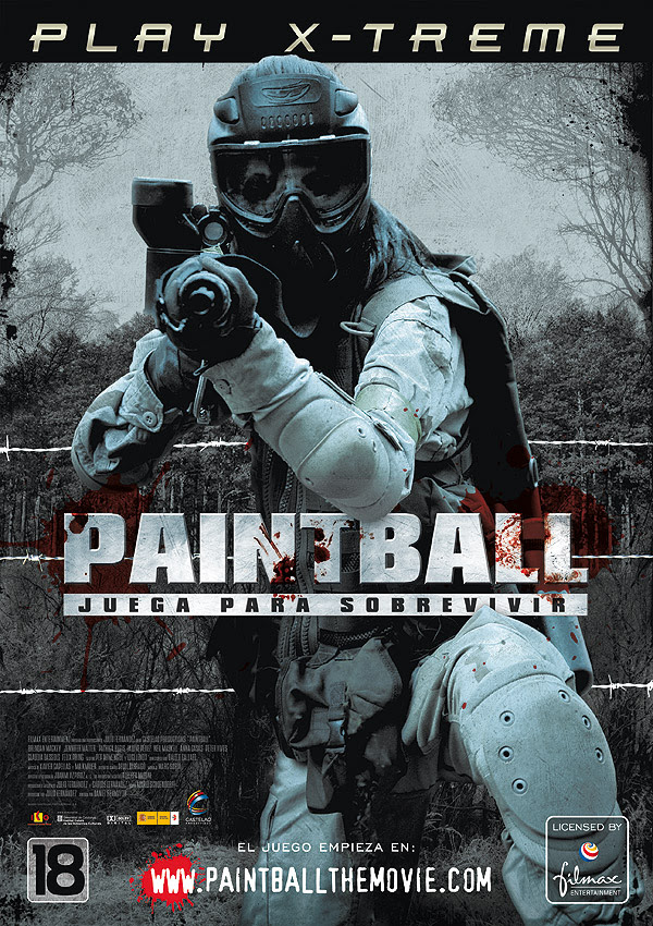 Paintball (Daniel Benmayor, 2.009)