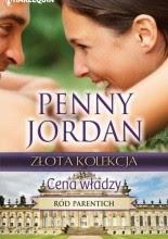 Cena władzy - Penny Jordan