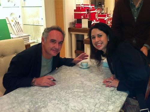 Chef Ferran & Me